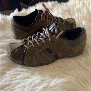 Diesel wish sneakers men's shoes sz 7.5